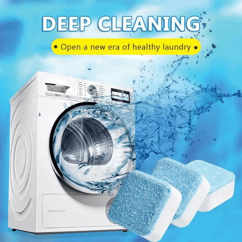 washing machine cleaner tablets 2