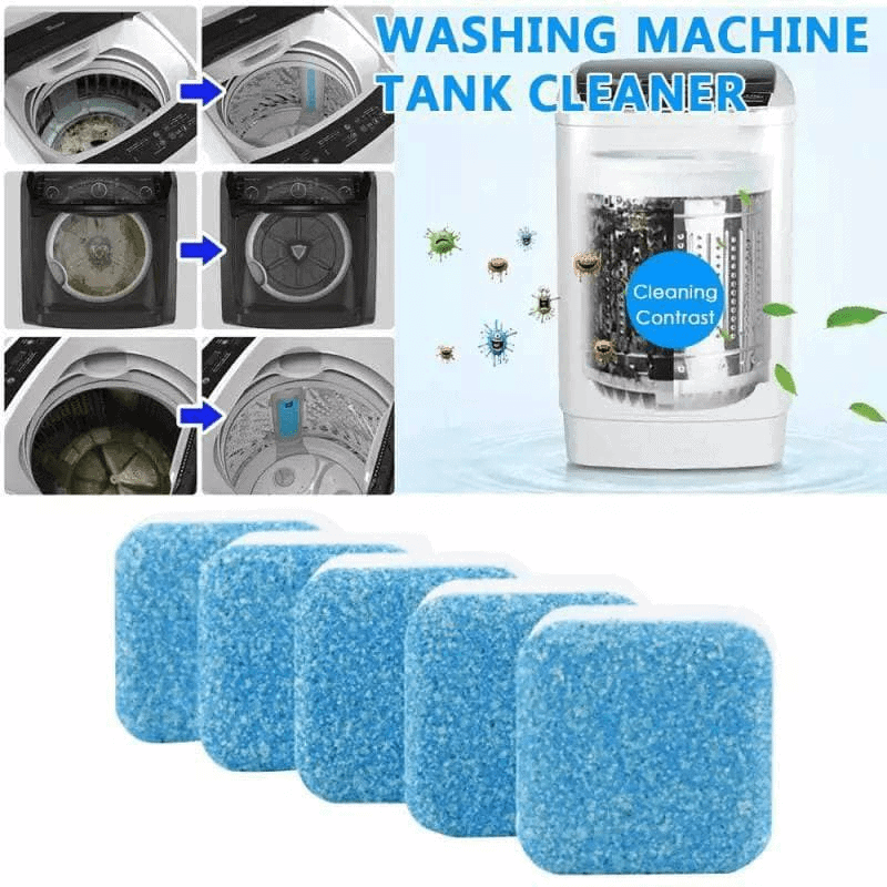 washing machine cleaner tablets 3